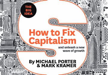 How to fix capitalism - Michael Porter