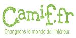 Logo Camif - logo investissement