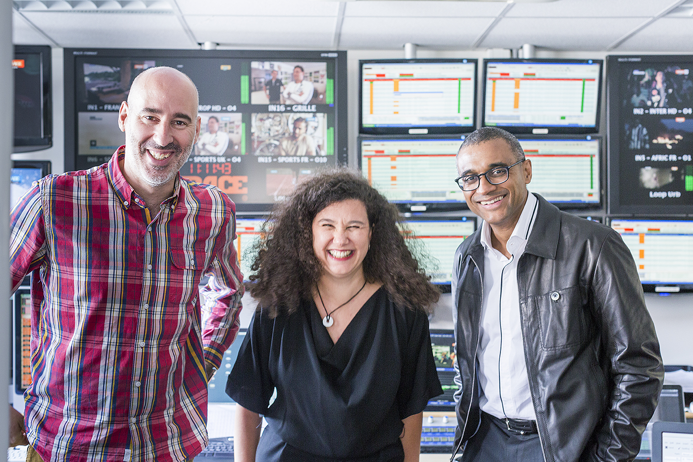 Trace Tv, Antoine Michel, Hariane Tazi, Olivier Laouchez